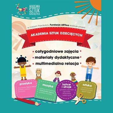 Akademia Sztuk Dziecięcych 2014