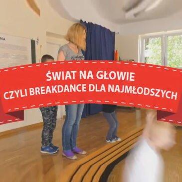 Warsztaty Breakdance – 2015/2016 – video