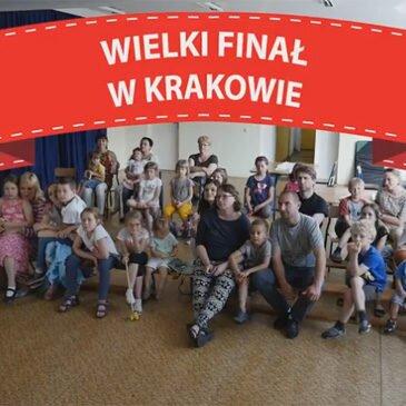 Wielki Finał w Krakowie- 2015/2016 – video