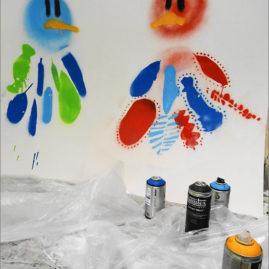 Warsztaty graffiti – 2016 – Zabierzów
