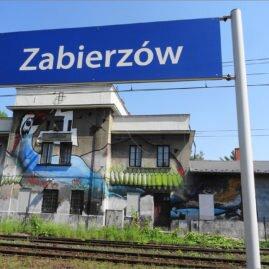 Wycieczka szlakiem zabierzowskiego streetartu – 2016 – Zabierzów