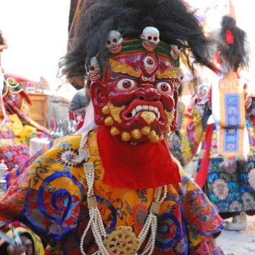 Nepal i Bhutan – w królestwie tańca i baśni himalajskich górali- warsztaty- Kraków 27.10.2017