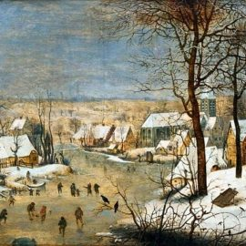 Peter Bruegel i zimowe klimaty – warsztaty w Krakowie 2017
