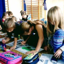 Akademia Sztuk Dziecięcych-Kraków 2017- foto podsumowanie