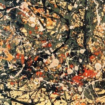 Malarska akcja, czyli action painting z Jacksonem Pollockiem – Zabierzów, 12.09.2019