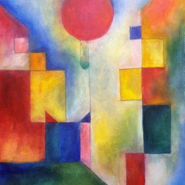 Paul Klee – muzyka dla naszych oczu! – warsztaty Kraków -18.03.2019