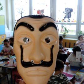 Niesamowite historie z twórczości pana Dalego – Zabierzów- FOTO