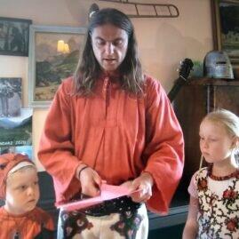 Na góralską nutę – w Zabierzowie- hej! Wirtualna Akademia Sztuk Dziecięcych