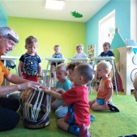 Bębny, dźwięki, rytmy – Biały Kościół 2021