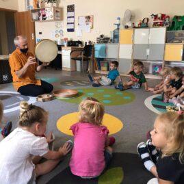 Bębny, dźwięki, rytmy – Modlniczka 2021